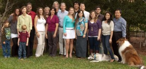 Rhoden Family Photo. Brevard Family Lawyer, Brevard Divorce Attorney, Brevard Criminal Defense